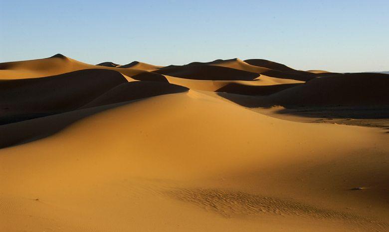 Retraite Yoga itinérante dans le désert marocain-6