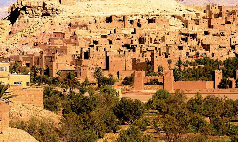 Retraite Yoga itinérante dans le désert marocain-2
