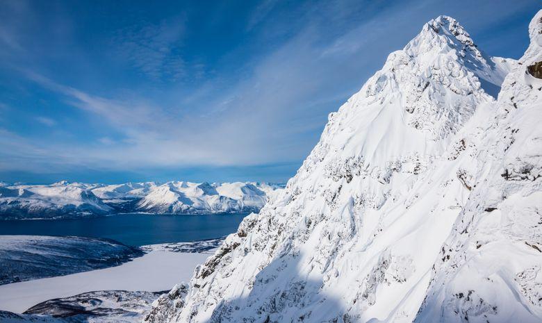 Ski de randonnée en Laponie Norvégienne