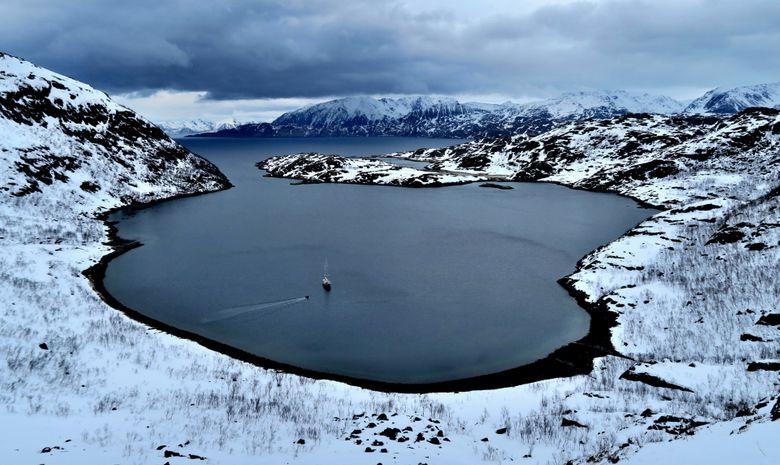 Ski de randonnée en Laponie Norvégienne-2