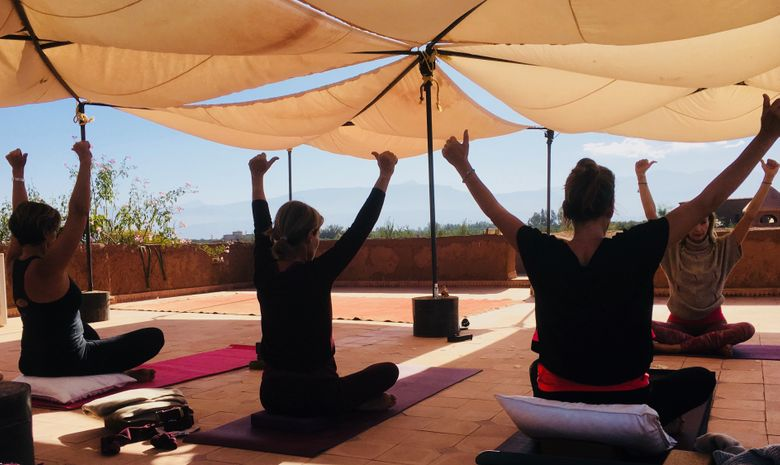 Séjour Yoga & Detox à Marrakech-1