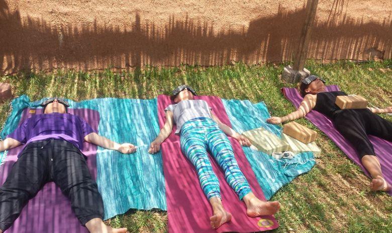 Séjour yoga & détox à Marrakech