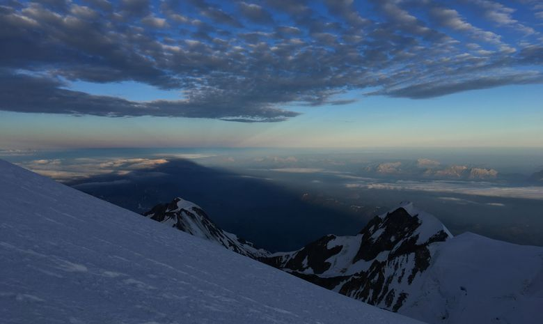 Mont-Blanc avec préparation sur l'Aiguille du Tour