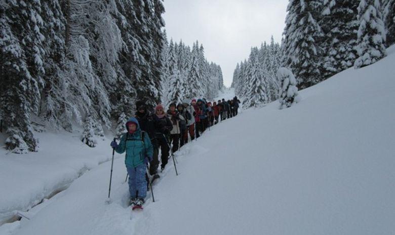 Séjour multi-activités nordique dans le Haut-Jura