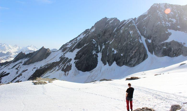 Ascension du Dôme des Glaciers en 2 jours -4