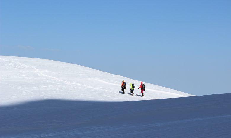 Ascension du Dôme des Glaciers en 2 jours -2