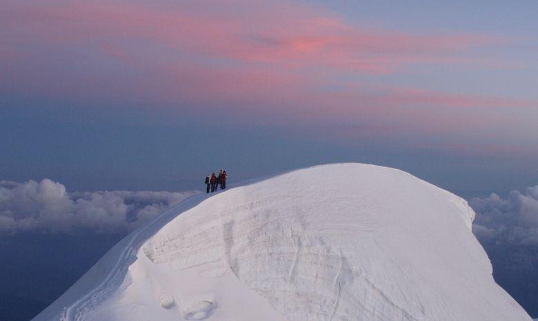 Ascension du Mont Blanc par la Voie Royale