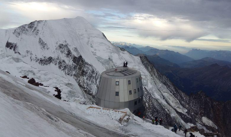 Ascension du Mont-Blanc par la Voie Royale