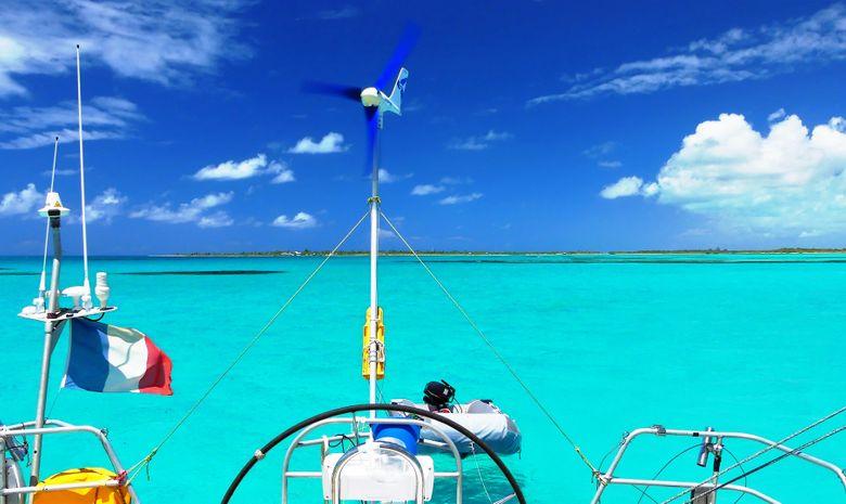 Stage Navigation Îles Grenadines