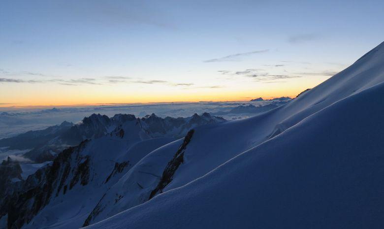 Stage Mont-Blanc avec acclimatation