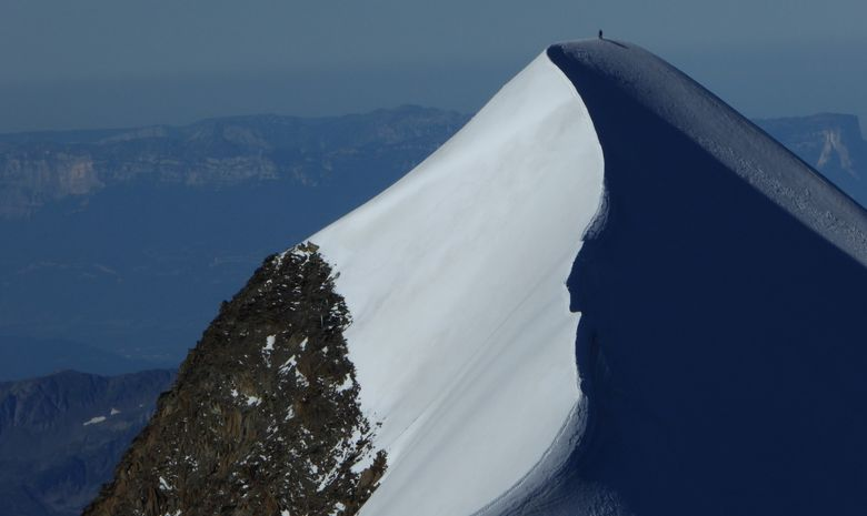 Stage Mont Blanc