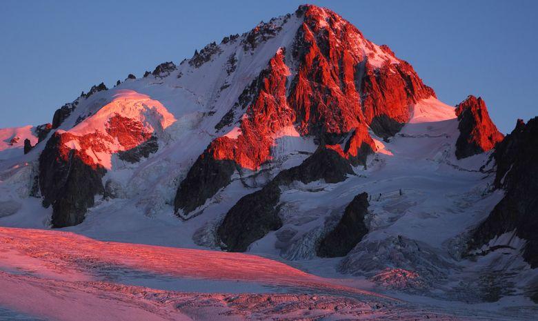 Stage premium de 5 jours ascension du Mont-Blanc