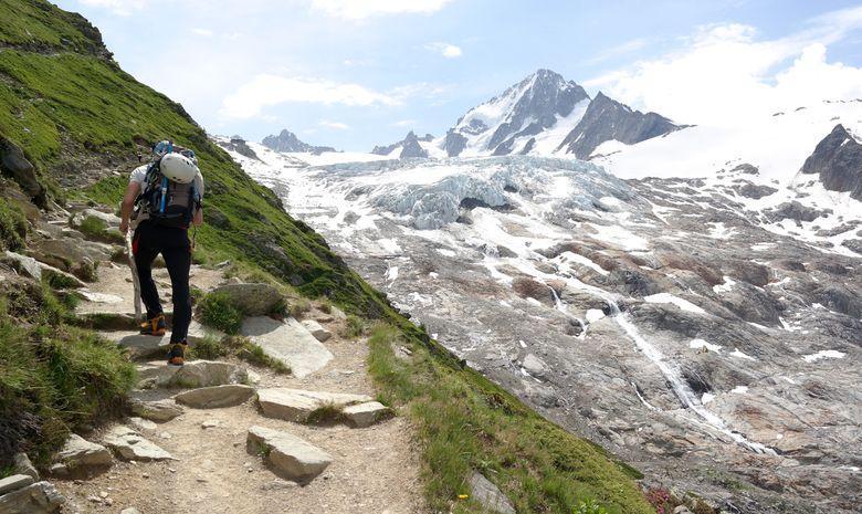 Stage ascension du Mont-Blanc en petit groupe