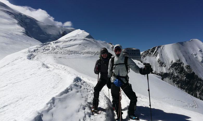 Stage Mont Blanc par les 3 Monts