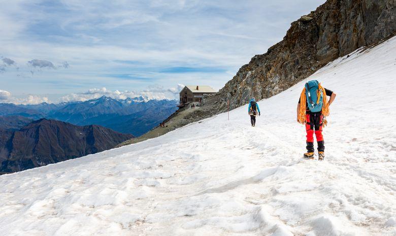 Stage ascension du Mont-Blanc par les 3 Monts