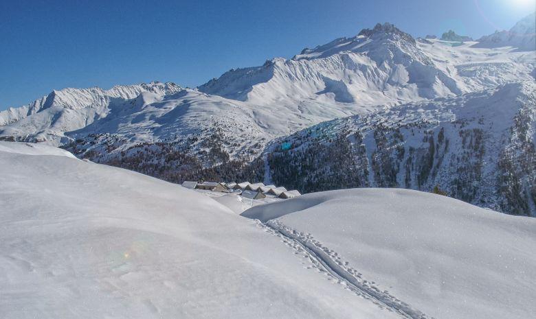 Week-end raquettes & balnéo en Vallée de Chamonix