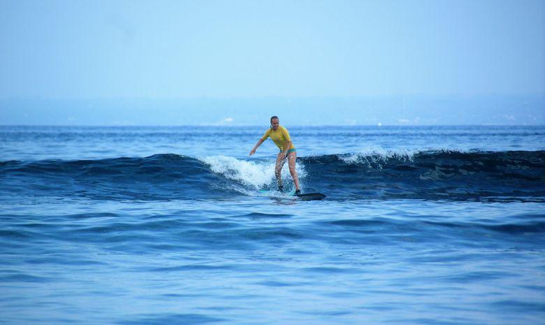 Retraite Surf et Yoga à Nusa Lembongan