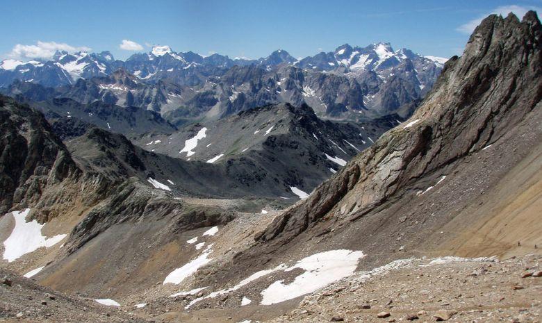 Randonnée ascension du Mont Thabor en 2 jours -3