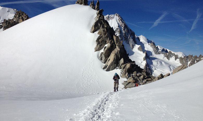 Ascension de l'Aiguille du Tour en 2 jours -7
