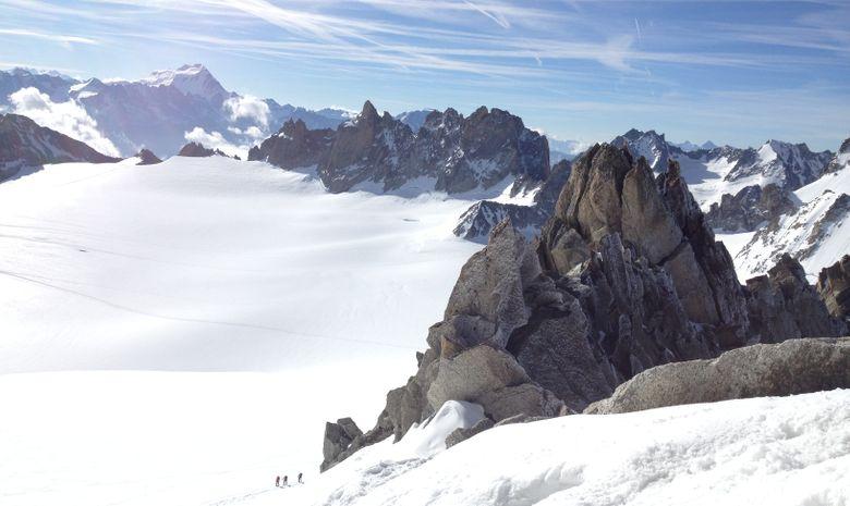 Ascension de l'Aiguille du Tour en 2 jours -3