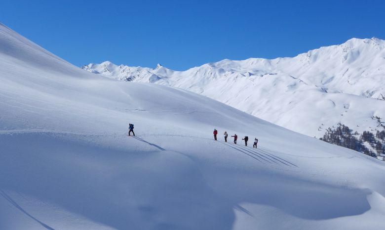 initiation au ski de rando-1