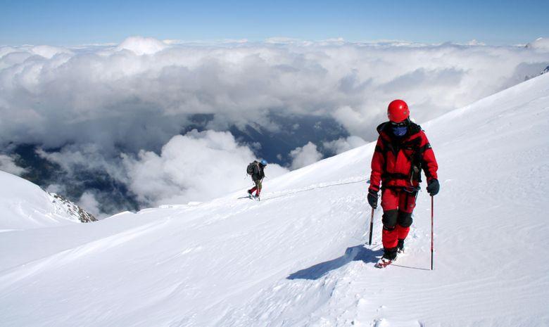 Stage 3 jours ascension du Mont Blanc
