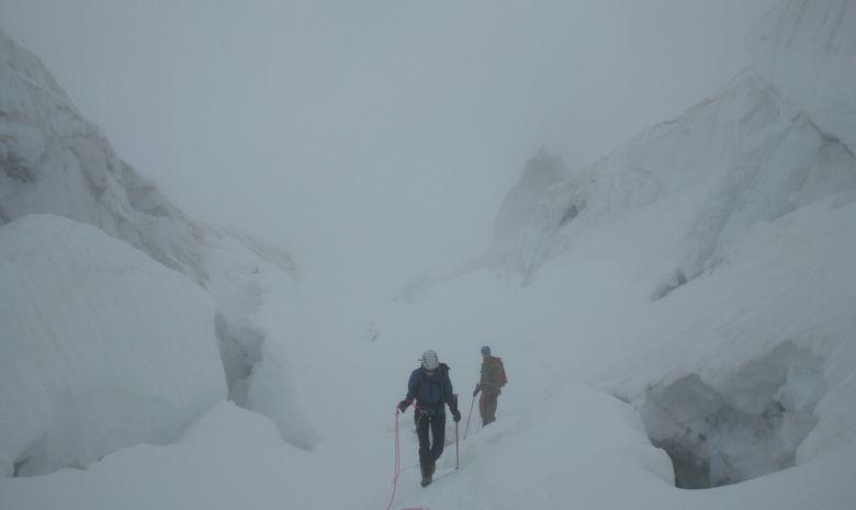 Stage ascension du Mont Blanc version