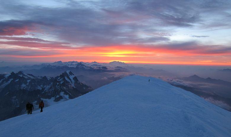 Stage Mont Blanc en 4 jours avec guide privé