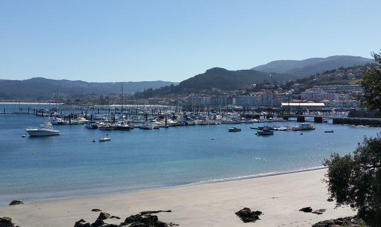 Coastal training Rias de Galice