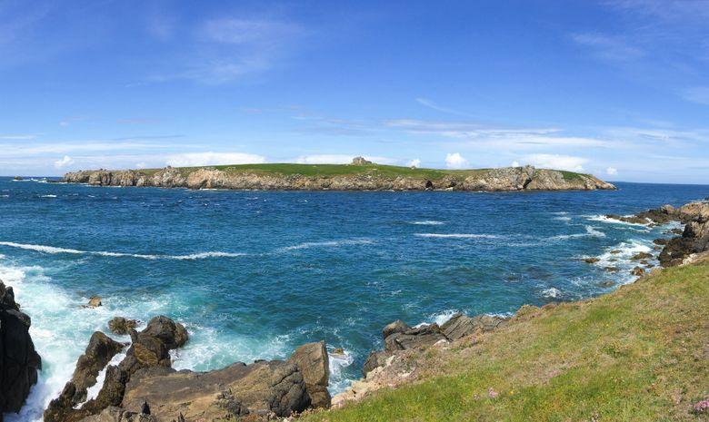 Croisière voilier Bretagne Nord par Ouessant