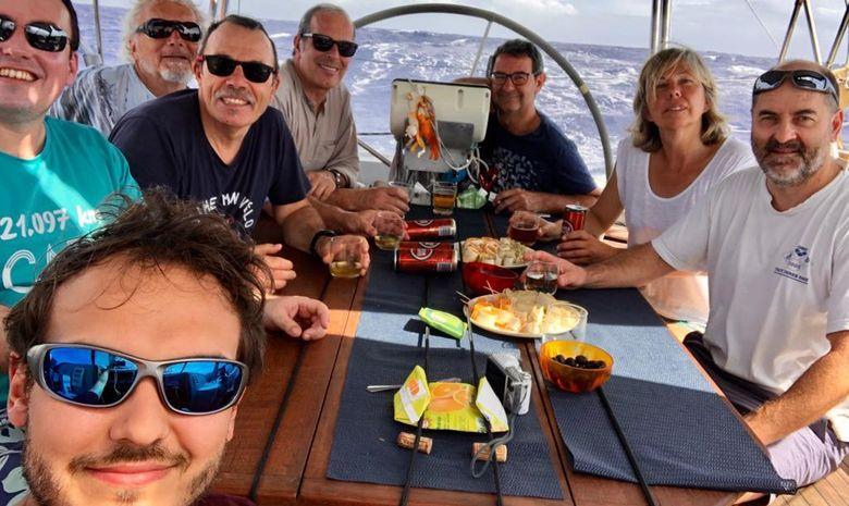 Transatlantique de Lisbonne à la Guadeloupe