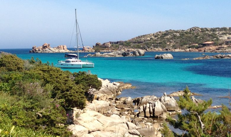 Croisière catamaran Corse du Sud et Nord Sardaigne
