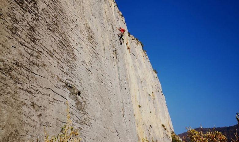 Stage escalade Omblèze, Drôme, 2 jours