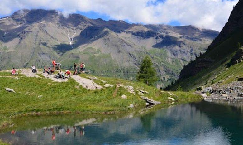 la Haute vallée de la Clarée sauvage en itinérance