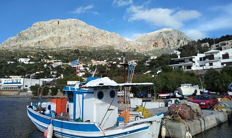 Stage de Perfectionnement - Kalymnos