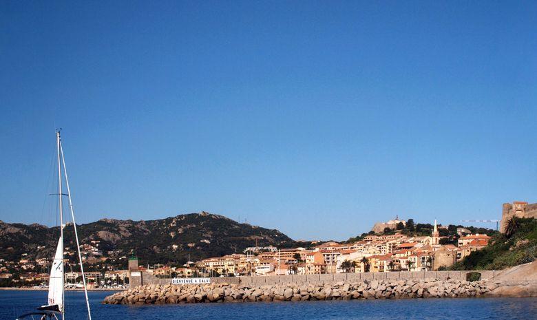 Croisière voile & rando de Calvi à Porto-Vecchio