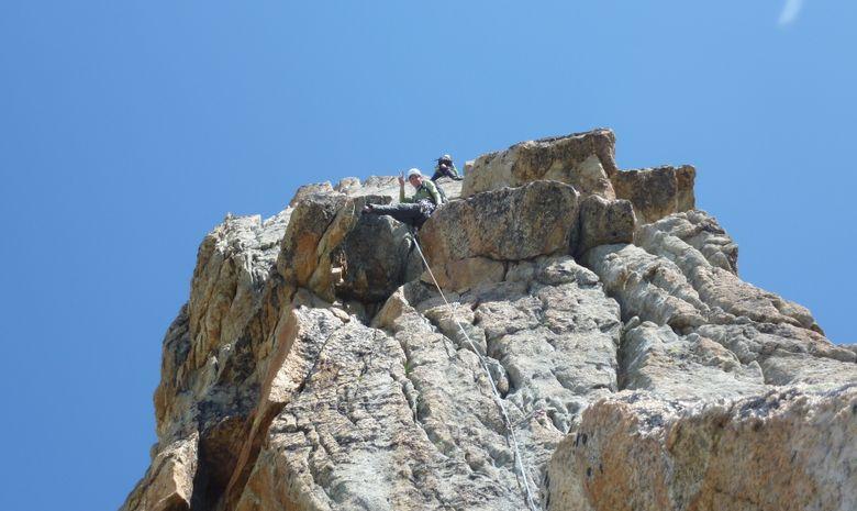 Granit à l'Aiguille Dibona-4