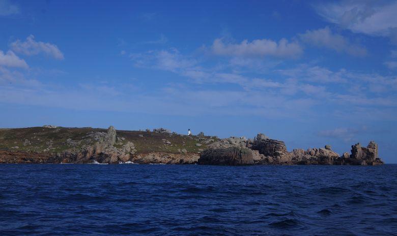 Croisière Iles Scilly et Cornouailles