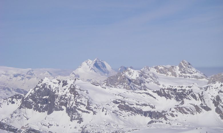 Ascension du Grand Paradis en ski de randonnée-3