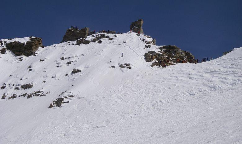 Ascension du Grand Paradis en ski de randonnée-5