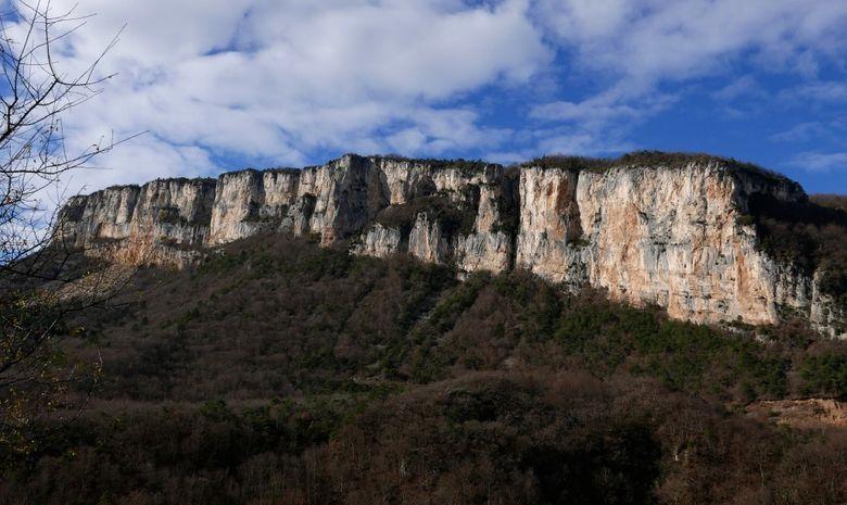 Stage d'escalade à Omblèze - Drôme