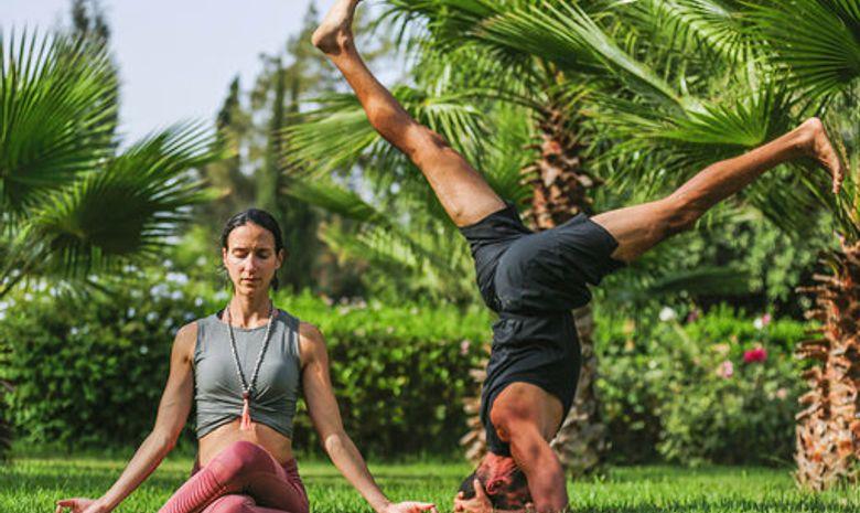Retraite yoga en hôtel 5***** à Essaouira