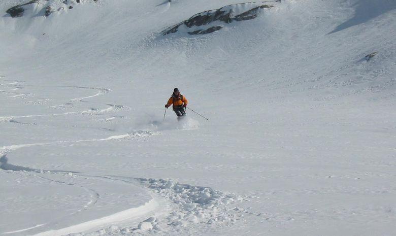 Ski aux parfums d'Orient:  les Dolomites Turques