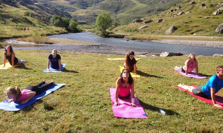 Retraite yoga et multi-activités à Val Thorens