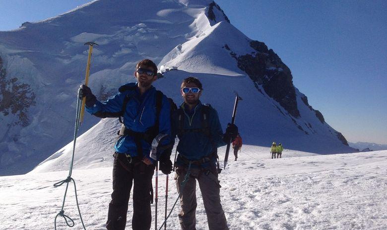 Stage d'alpinisme pour préparation au Mont-Blanc-5