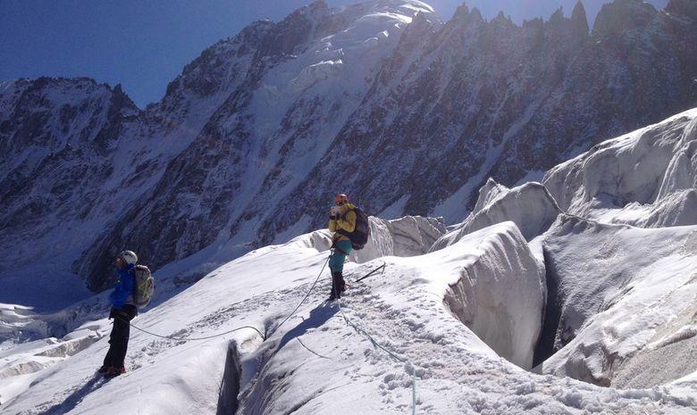 Découverte alpinisme pour préparation Mont Blanc-1