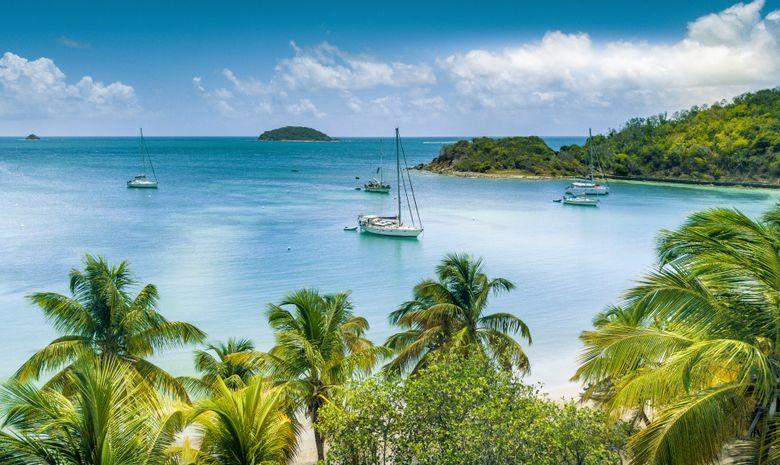 Croisière Kite-Surf en TS5 dans les Grenadines