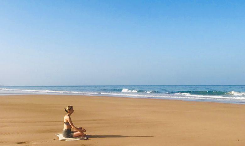Stage Yoga, Océan et Vitalité au Maroc