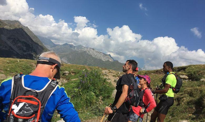 Week-end de préparation au Trail des Templiers