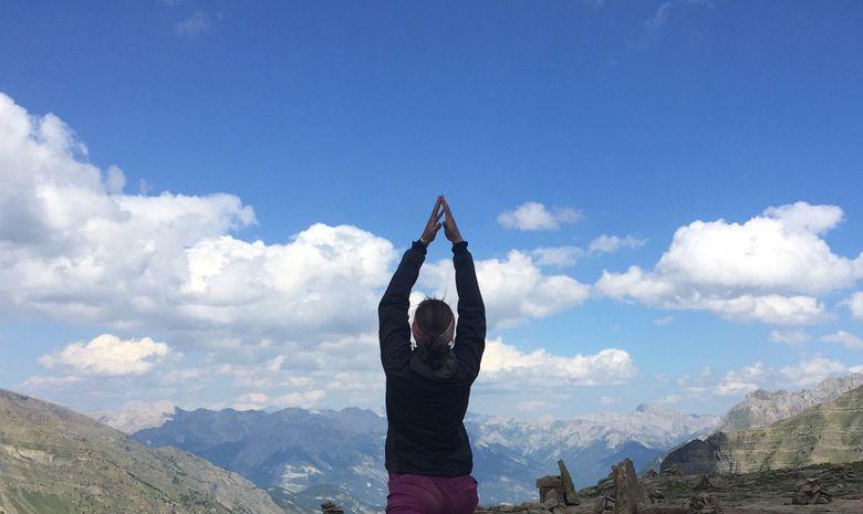 Stage Escalade et Yoga dans les Ecrins